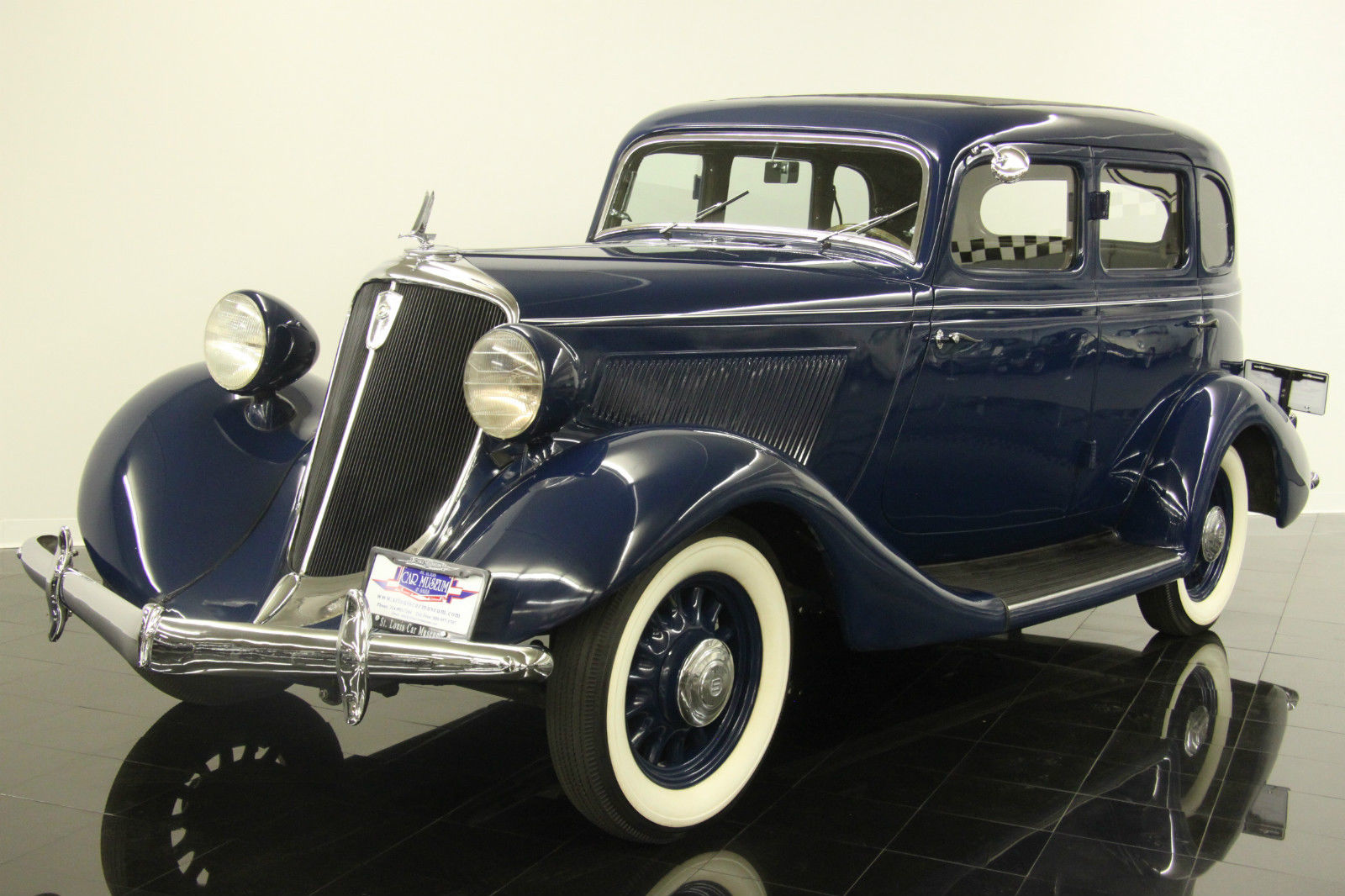 1934 Studebaker Dictator Rare Frame Off Restored To Original Highly 1951 Plymouth Wiring Diagram