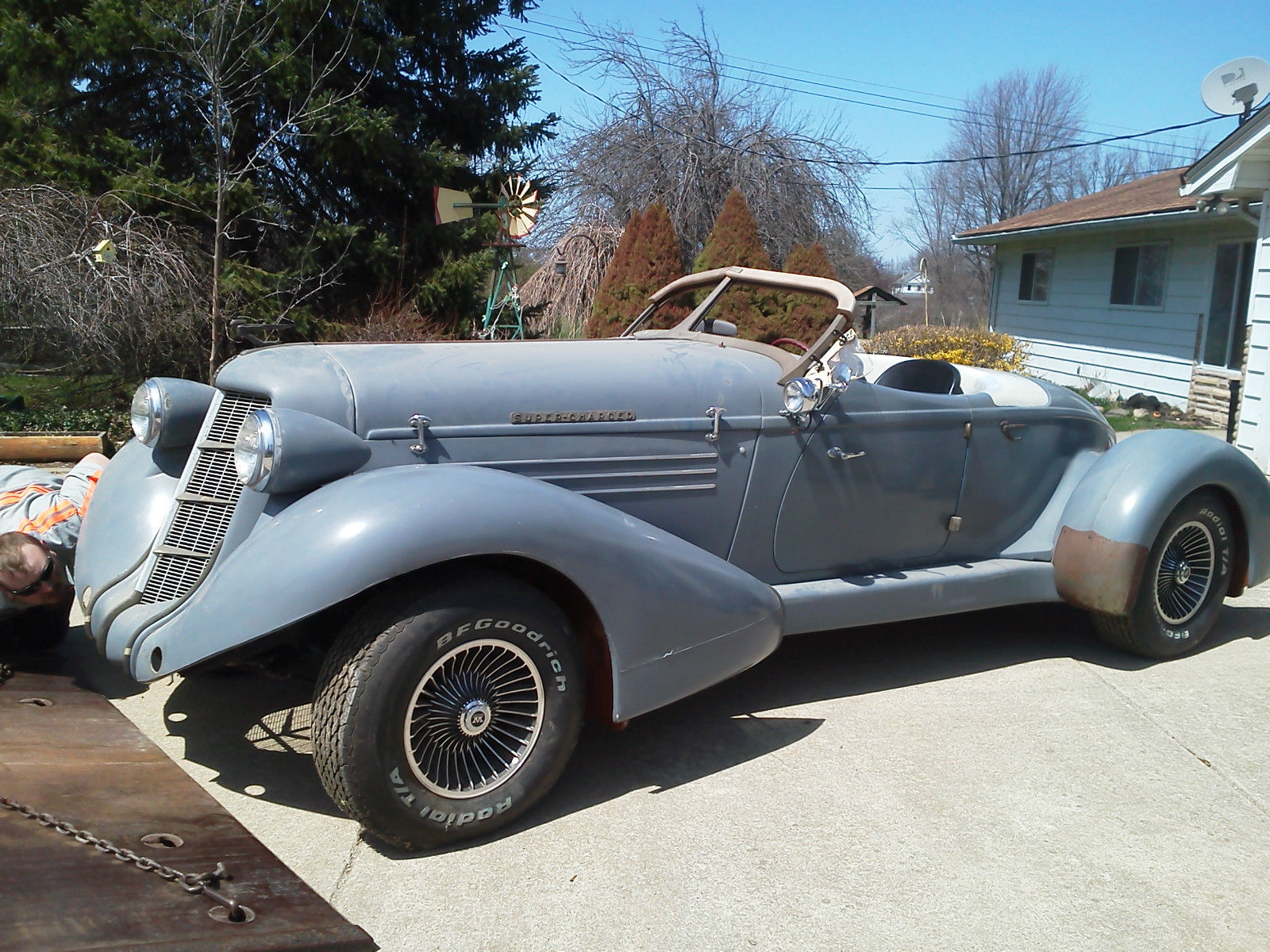 Classic Replica/Kit Makes 1935 For