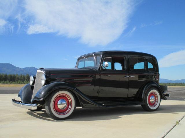 1935 chevrolet 4 door sedan classic chevrolet other 1935 for 1935 chevrolet 4 door sedan