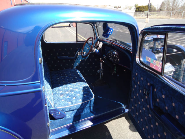 1935 Chevy 3 Window Coupe Street Rod Big Block Custom Hot