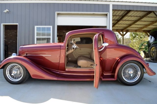 1935 Chevy Coupe* Corvette LT1* Street Rod - Classic Chevrolet 3