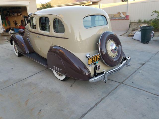 1935 Chevy Master Deluxe Slantback Rare Gm 4door Original