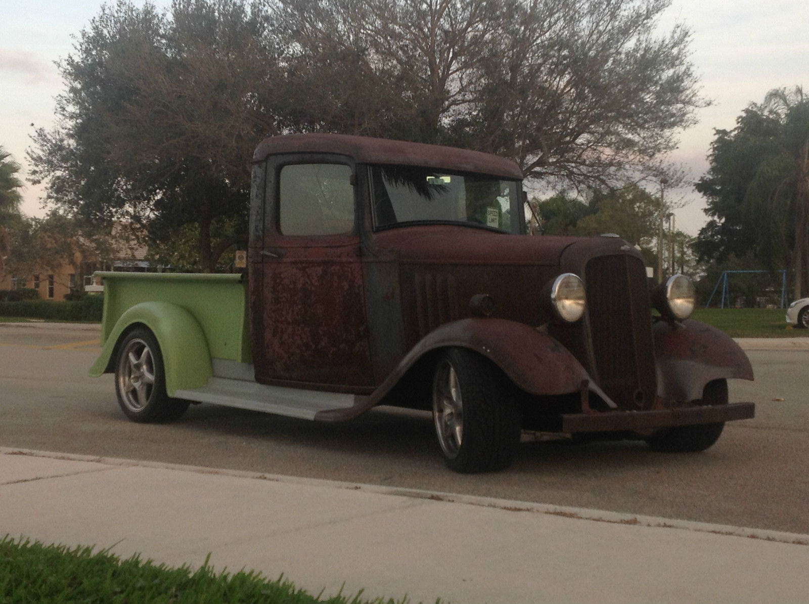 1935 Chevy Pickup Classic Chevrolet Other Pickups 1935