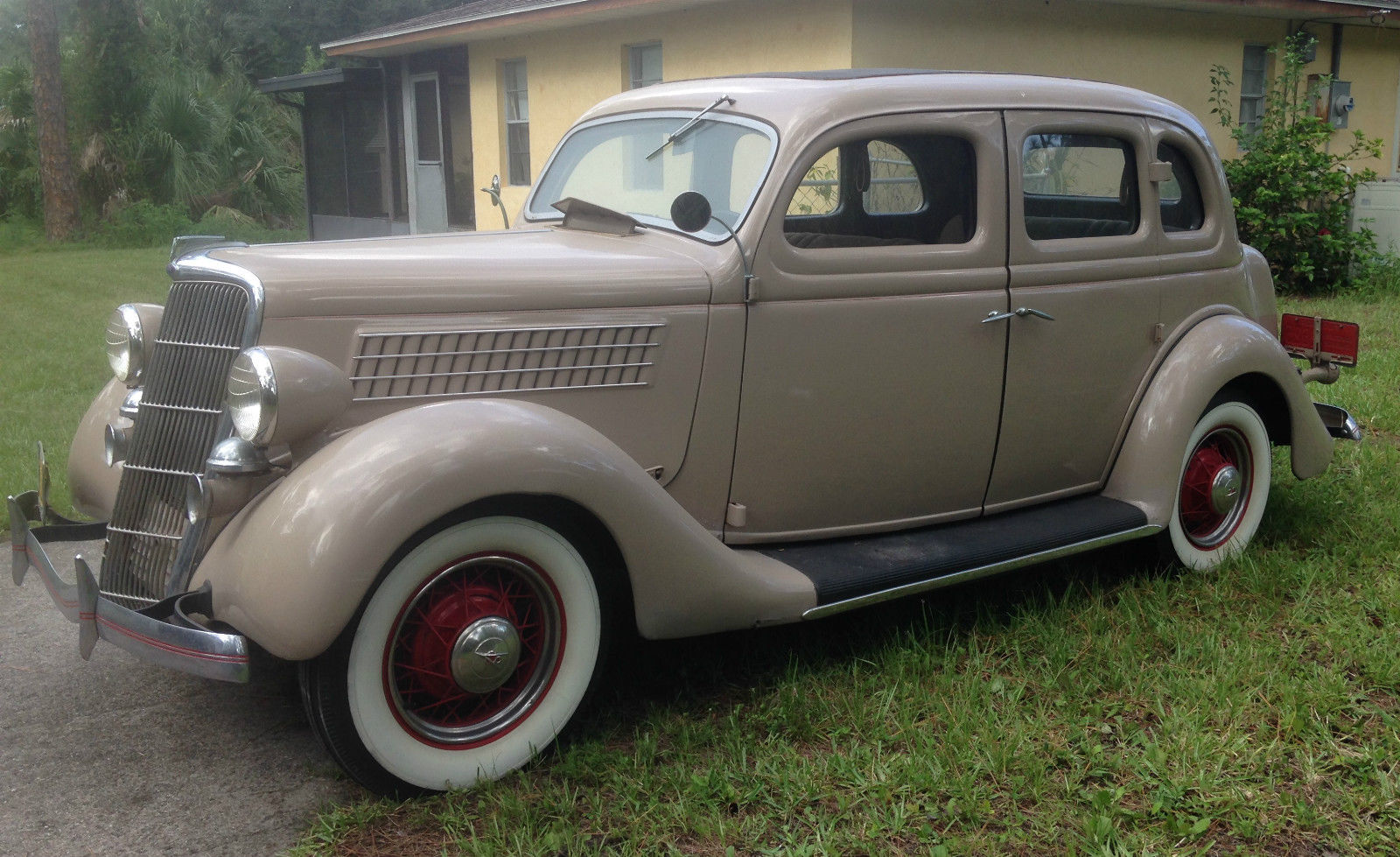 1935 ford 4 door sedan classic ford other 1935 for sale for 1936 ford 4 door sedan for sale
