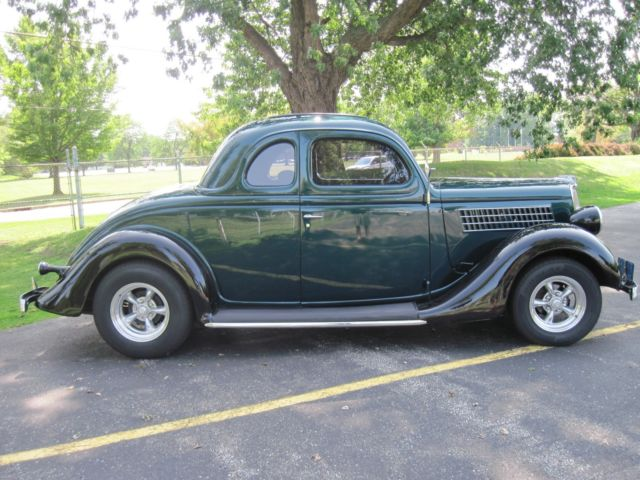 1935 Ford Coupe Street Rod 5 Window
