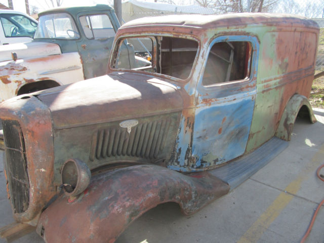 Image Of 1937 Chevy Truck Door Panels 1937 CHEVY PICKUP DOOR PANELS