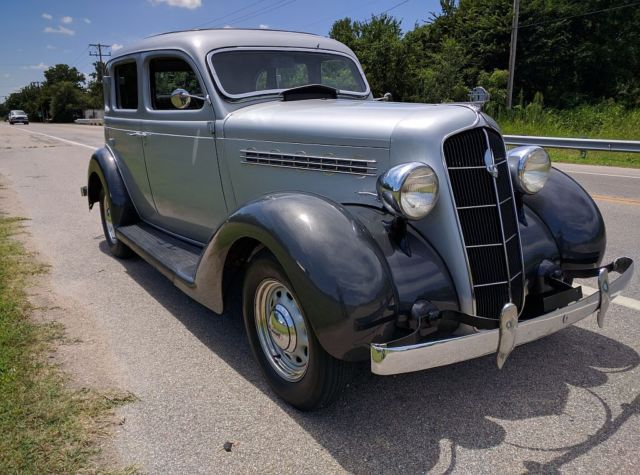 1935 plymouth pj deluxe touring sedan 2 owner local for 1935 plymouth 2 door sedan