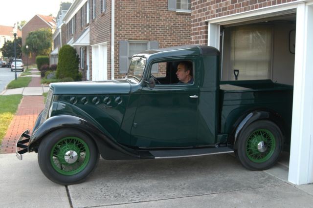 Used Cars Baltimore >> 1935 Willys 77 Pickup Truck Restored - Classic Willys 77 1935 for sale