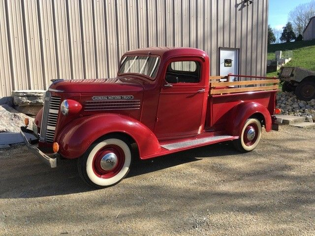 Used Cars Minneapolis >> 1936 1937 1938 Chevrolet GMC T-14A Pickup Truck - Classic GMC Other 1937 for sale