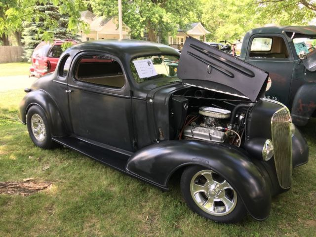 1936 5-Window Chevy Coupe Hot Rod - Classic Chevrolet Other 1936 for