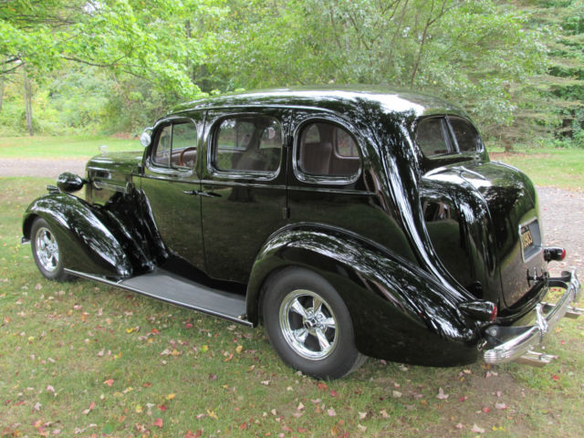 1936 Buick Hot Rod Street Custom 60 Series All Steel Body