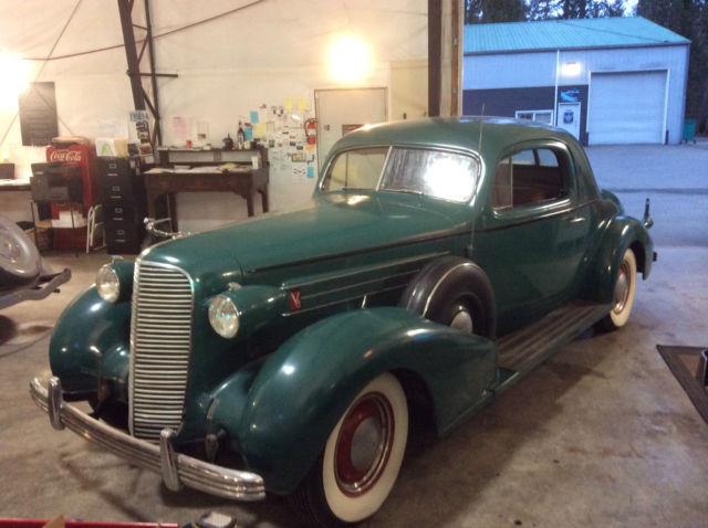 1936 Cadillac Series 70 Classic Cadillac Fleetwood 1936