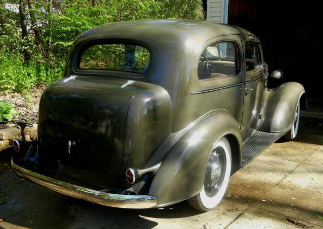 1936 Chevrolet 2 Door Standard FC - Classic Chevrolet Other 1936 for
