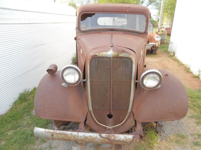 1936 Chevrolet Truck/Parts - Classic Chevrolet Other Pickups