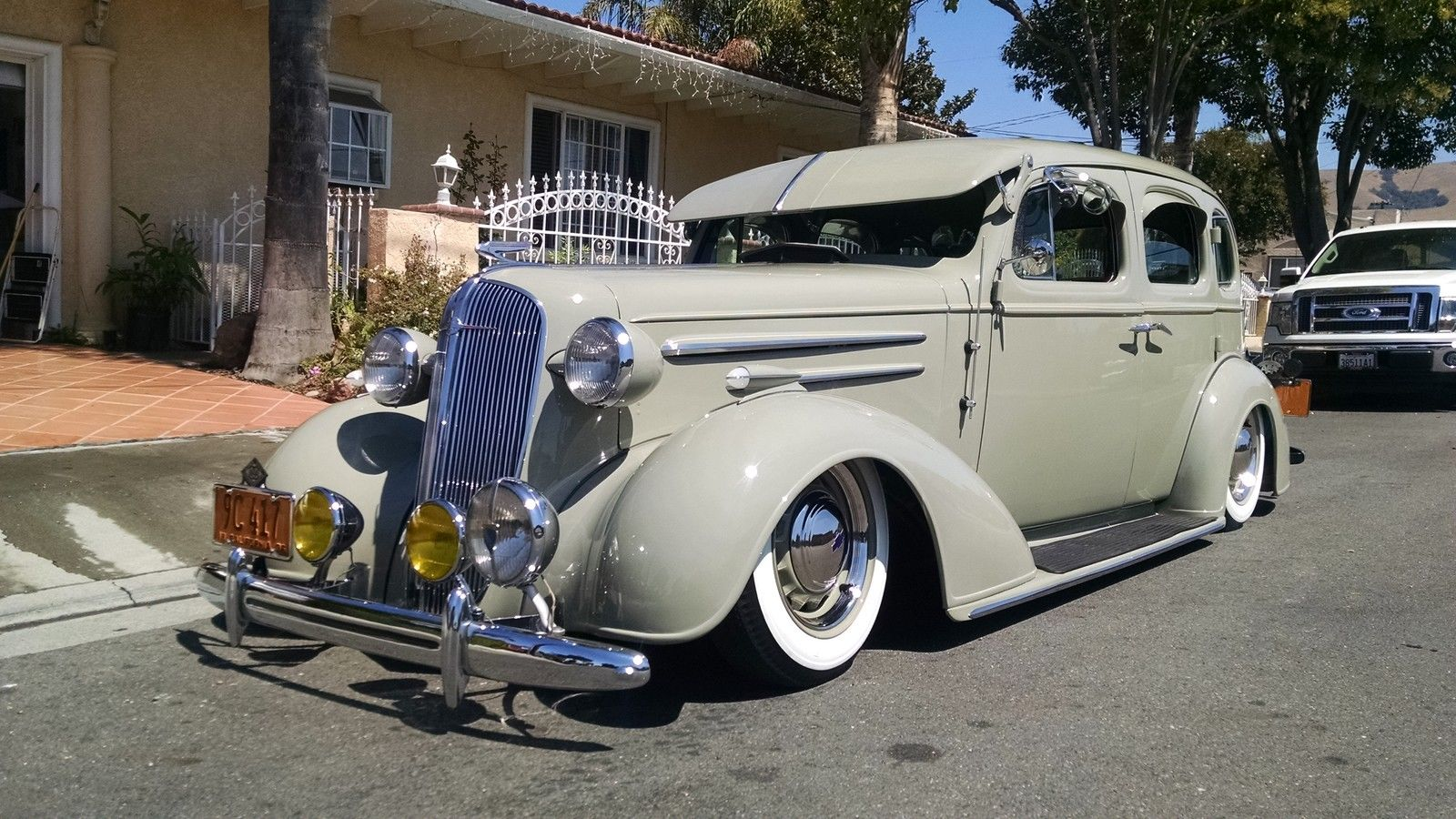 1936 chevy master deluxe 4dr - Classic Chevrolet Other ...