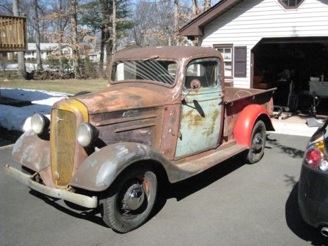 1936 Chevy Pickup Short bed - Classic Chevrolet Other