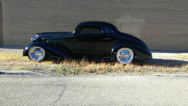 1936 Custom Chevy Coupe