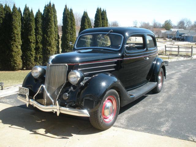 1936 ford 2 door trunkback sedan classic ford other 1936 for 1936 ford 2 door sedan