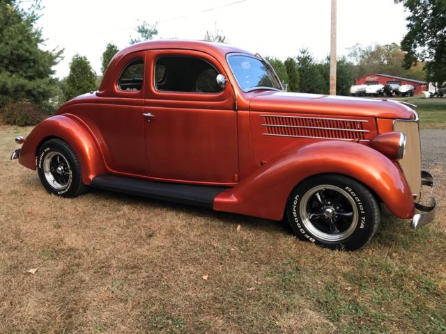 1936 ford 5 window coupe all steel all ford driveline for 1936 ford 5 window coupe for sale
