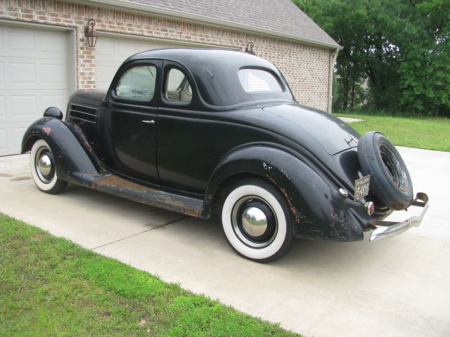 1936 ford 5 window coupe original unrestored barn find for 1936 ford 5 window coupe for sale