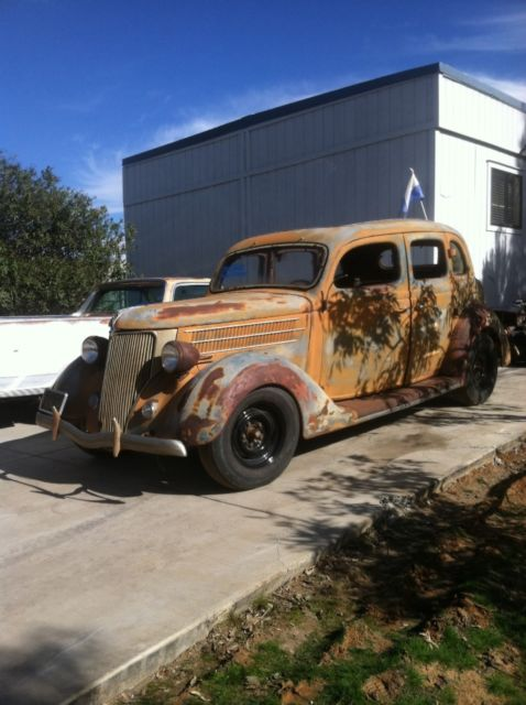 El Cajon Ford Used Cars 1936 ford California Survivor True Barn Find low reserve ...
