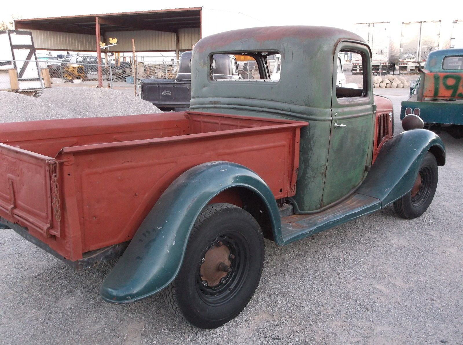 1936 FORD PICKUP - Classic Ford Other Pickups 1936 for sale