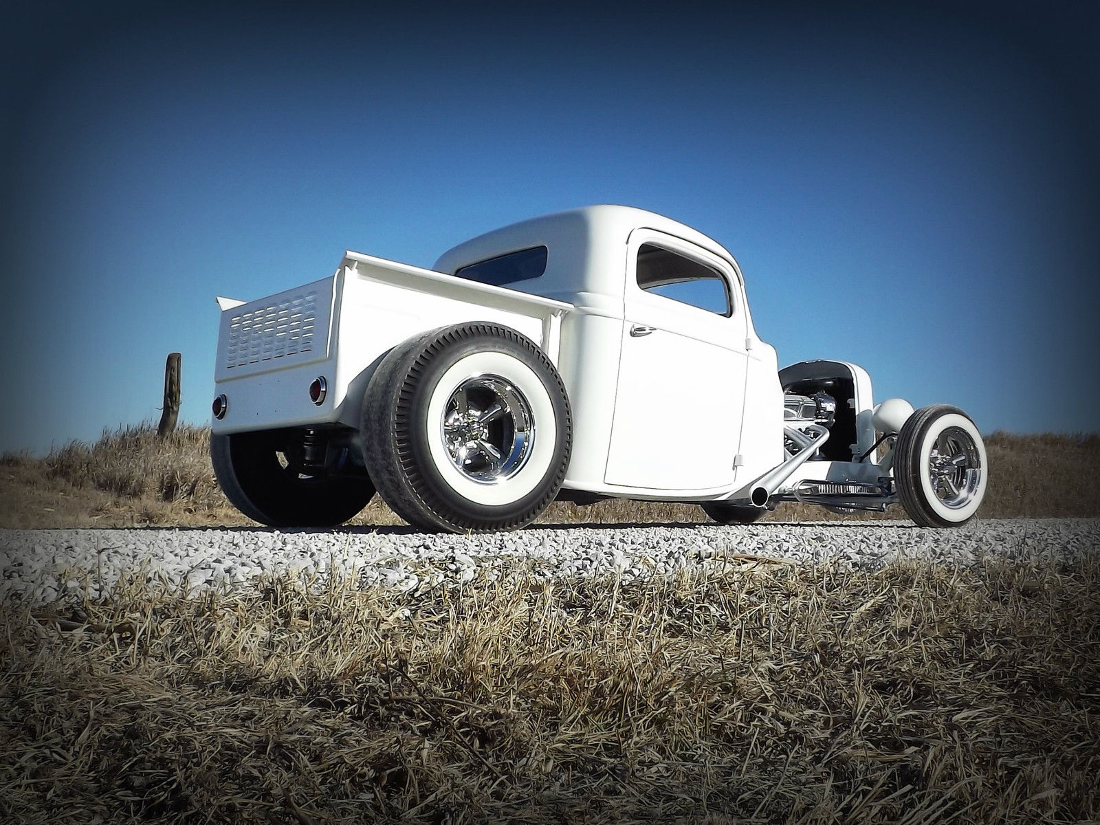 1936 Ford Pickup No Reserve Hot Rod Custom Traditional