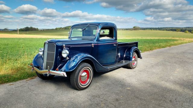 1936 Ford Pickup Truck Fiberglass Replica Classic Ford Other Pickups 1936 For Sale