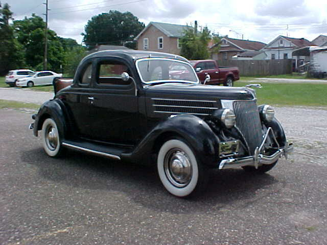 1936 Ford Rumble Seat Coupe Classic Ford Rumble Seat Coupe 1936 For Sale