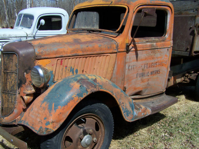 1936 ford truck great for restoration parts or display at your. Cars Review. Best American Auto & Cars Review