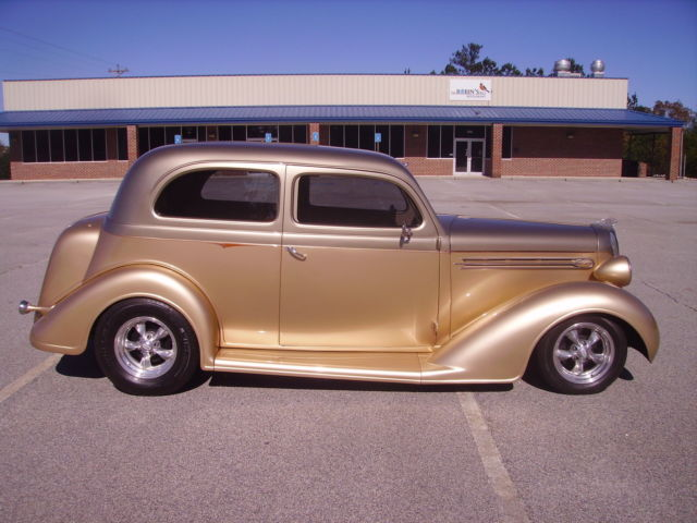 1936 plymouth 2 door sedan streetrod 350 v8 700r4 a c for 1936 plymouth 4 door