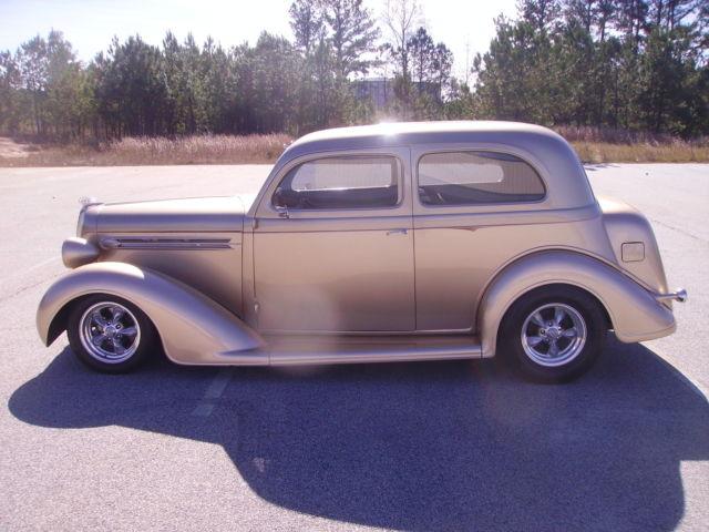 1936 plymouth 2 door sedan streetrod 350 v8 700r4 a c for 1936 plymouth 2 door sedan