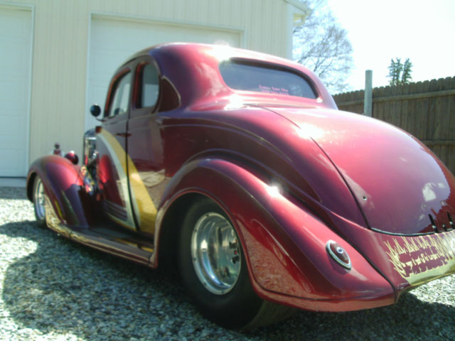 Window Decals For Cars >> 1936 plymouth 5 window coupe pro street hot rod tube chassis - Classic Plymouth Other 1936 for sale