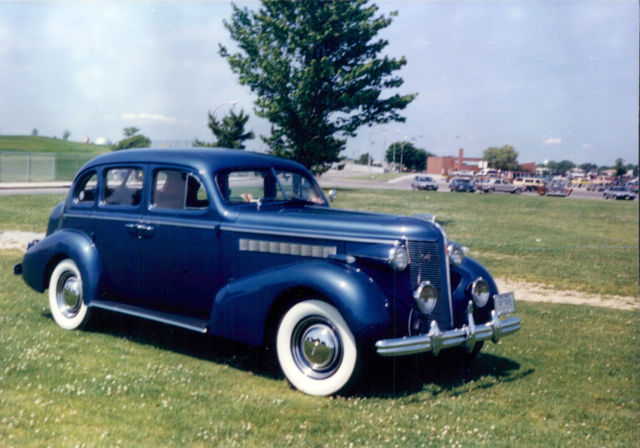 1937 buick special model 41 series 40 4 door sedan for 1937 buick 4 door sedan