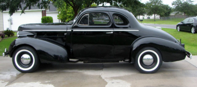 1937 buick straight 8 business coupe model 46 classic buick other 1937 for sale. Black Bedroom Furniture Sets. Home Design Ideas