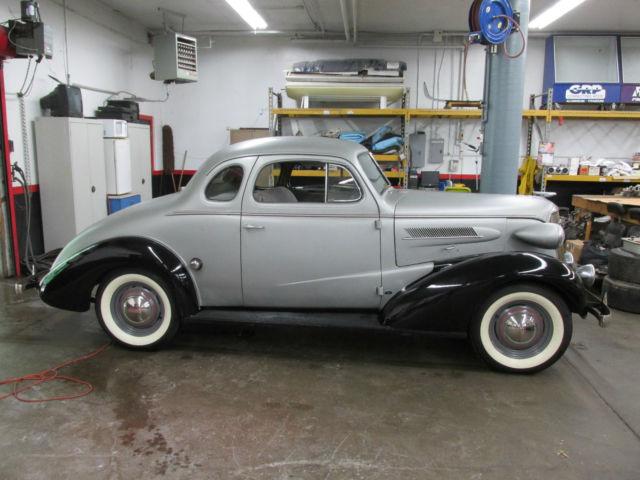 1937 chevy business coupe 2 door 3 speed manual on floor for 1937 chevy 2 door coupe