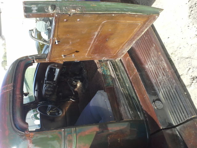 1937 Chevy C40 Rat Rod Ratrod Daily Driver 350 Harley