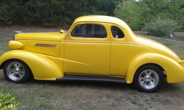 1937 CHEVY COUPE IN EBAY MOTORS COLLECTOR CAR