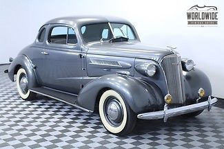 1937 Chevy Master Deluxe Coupe  Frame off Restored  Show Car