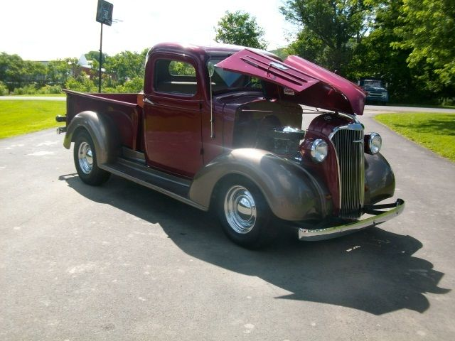 Thousand Oaks Chevy >> 1937 Chevy pickup hotrod rat rod - Classic Chevrolet Other ...
