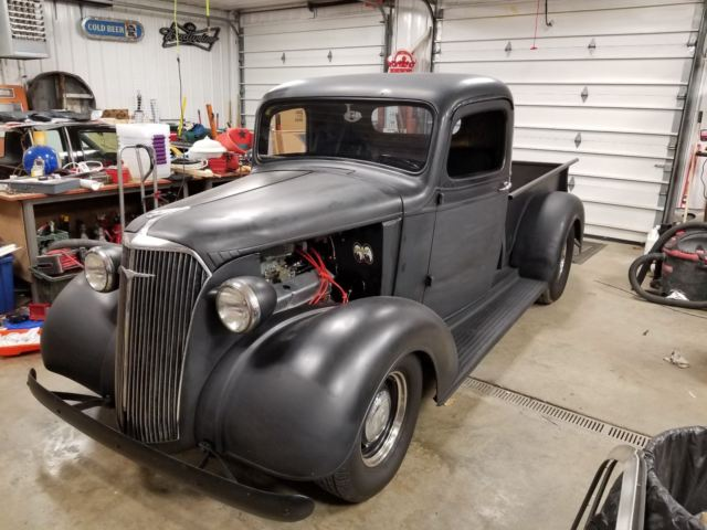 1937 Chevy Truck Hot Rod Classic Chevrolet Other Pickups 1937 For Sale