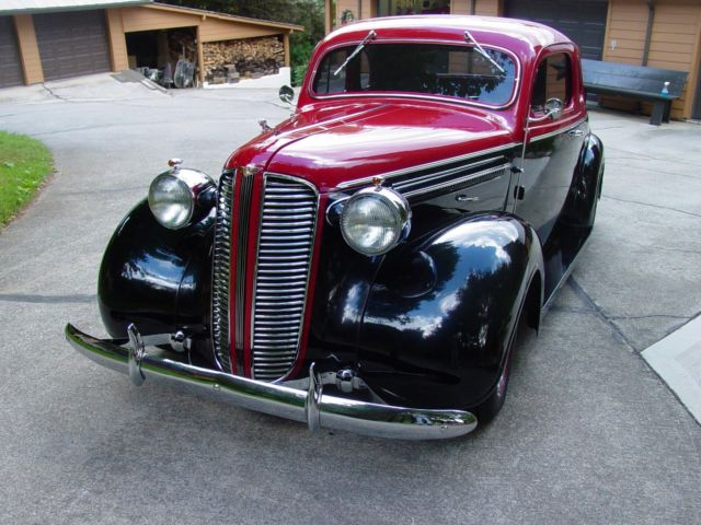 1937 Dodge Coupe, 455 Buick Engine--- 36 38 39 Plymouth