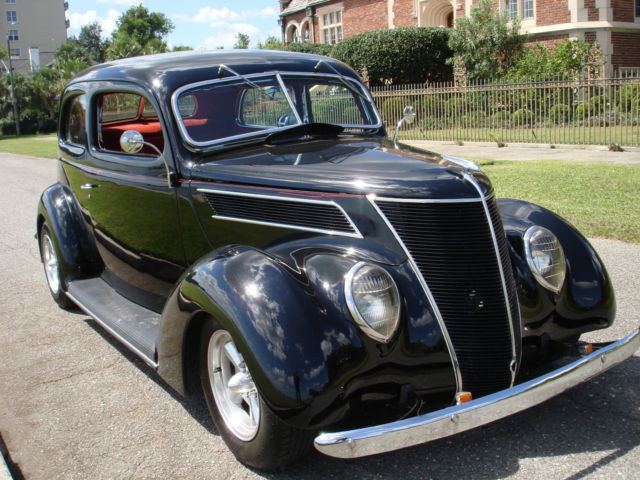 1937 ford 2 door sedan hotrod streetrod pro touring all for 1937 ford four door