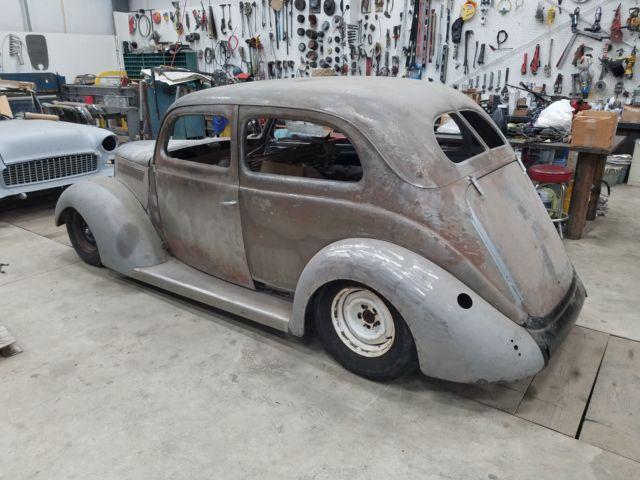 1937 Ford 2 Door Slantback Sedan Classic Ford Other 1937