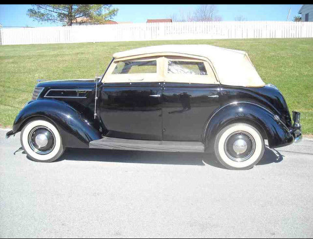 1937 ford phaeton 4 door convertible classic ford other for 1937 ford four door sedan