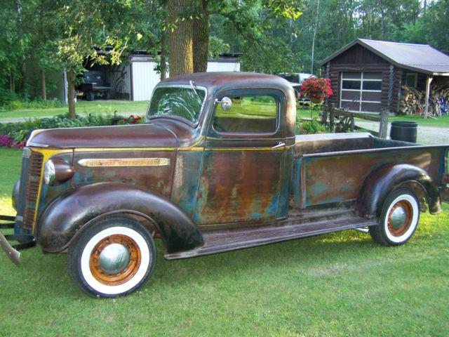 1937 Gmc 1 2 Ton Hot Rod Pickup Sb Chevy 350 Turbo