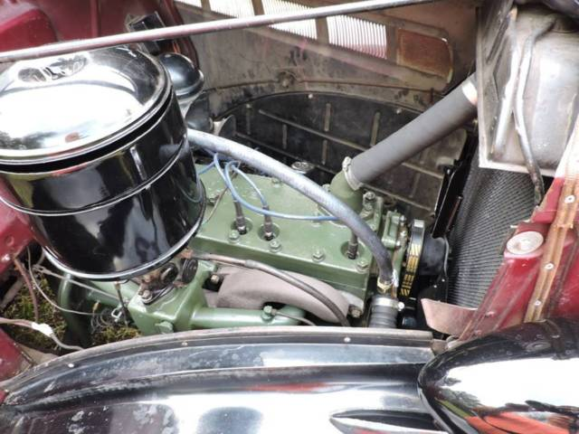 1937 Packard 115c Sedan - Classic Packard 1083 Four Door