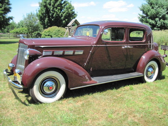 1937 Packard 120 Club Sedan Classic Packard 120 1937 For
