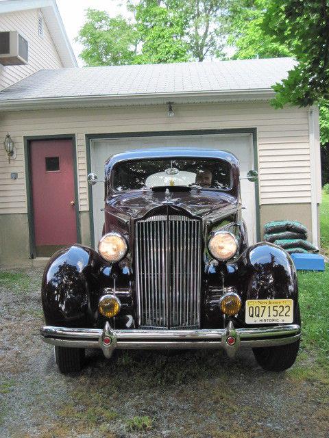 1937 Packard 120 Club Sedan Classic Packard 120 1937 For