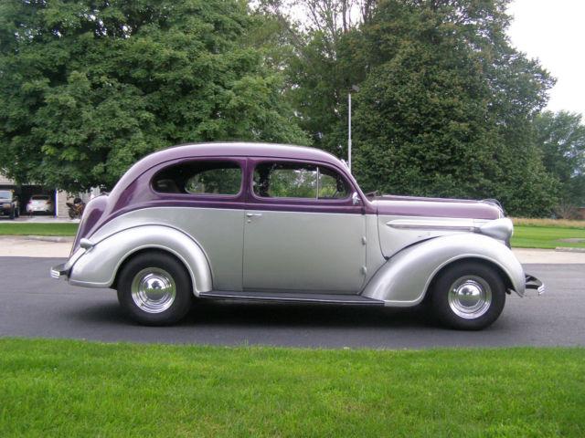 1937 plymouth 2 door sedan 350 auto 4 wheel disk brakes for 1937 plymouth 4 door sedan